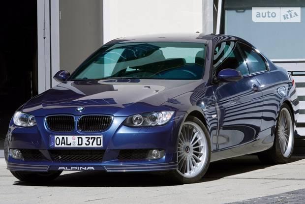 BMW-Alpina B3 E92 Купе
