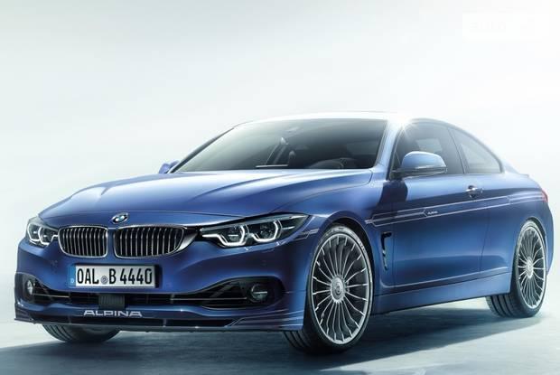 BMW-Alpina B4 F32 (рестайлинг) Купе