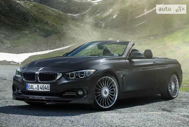 BMW-Alpina B4 F33 (рестайлинг) Кабріолет