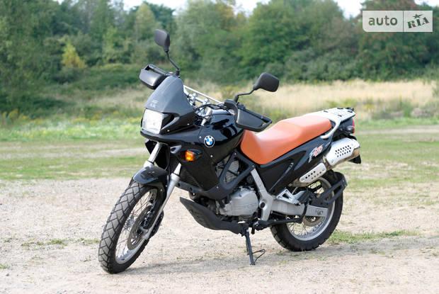 BMW F 1 покоління Мотоцикл