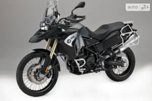 BMW f 2 покоління Мотоцикл