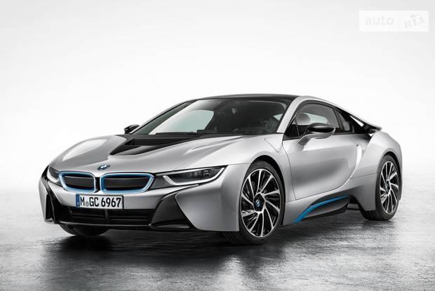 BMW I8 I поколение (рестайлинг) Купе