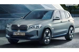 BMW ix3 1-е поколение Кроссовер