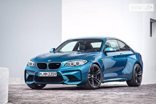 BMW M2 F87 Купе