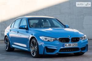 BMW m3 F80 (рестайлінг) Седан