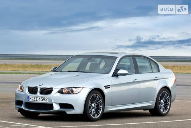 BMW M3 E90 (рестайлінг) Седан