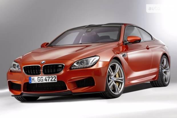 BMW M6 F13 Купе