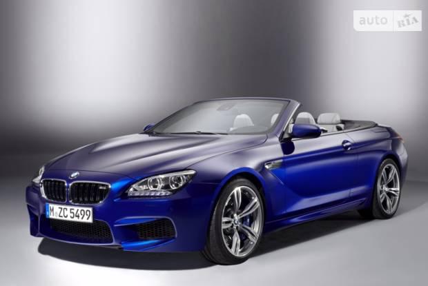 BMW M6 F12 Кабриолет