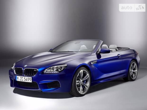BMW M6 F12 Кабріолет