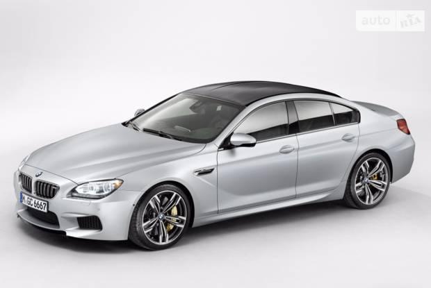 BMW M6 F06 Купе