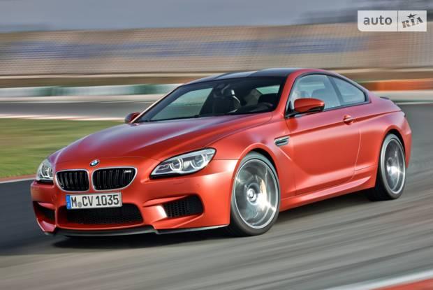 BMW M6 F13 (рестайлінг) Купе