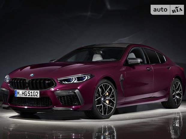 BMW M8 Gran Coupe F93 Купе