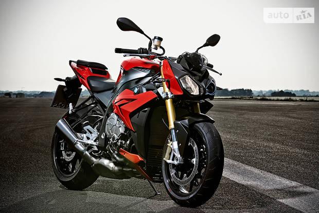 BMW S 2 покоління Мотоцикл