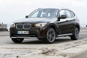 BMW x1 E84 Кросовер