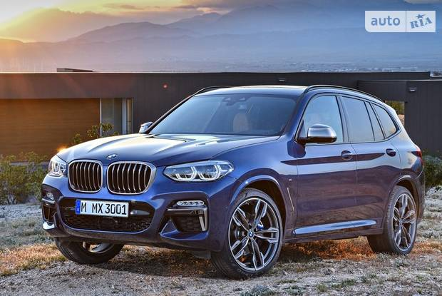 BMW X3 G01 Кроссовер