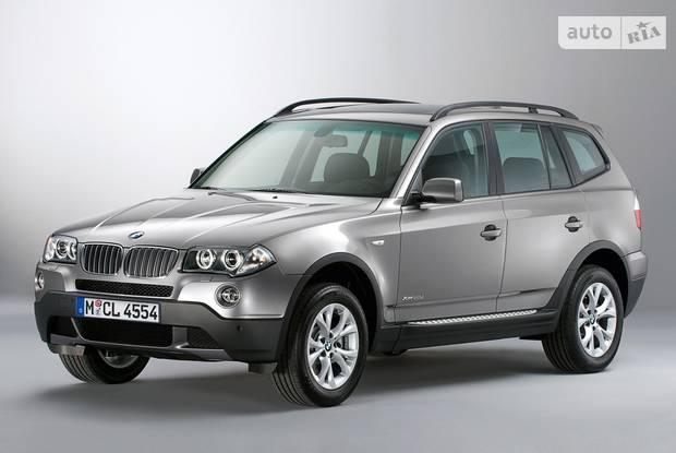 BMW X3 E83 (рестайлинг) Кроссовер