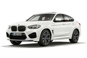 BMW x4-m F98 Кроссовер