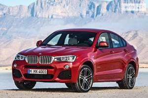 BMW x4 F26 Кроссовер