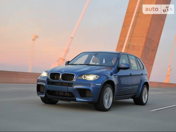 BMW X5 M E70 Кросовер