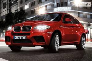 BMW x6-m E71 (рестайлінг) Кроссовер