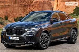 BMW x6-m F96 Кроссовер