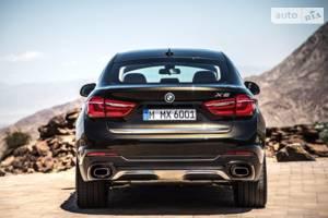 BMW x6 F16 Кросовер