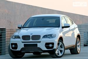 BMW x6 E71 Кроссовер