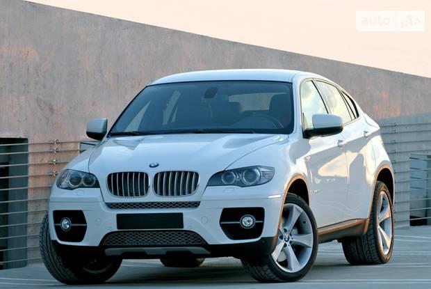 BMW X6 E71 Кросовер