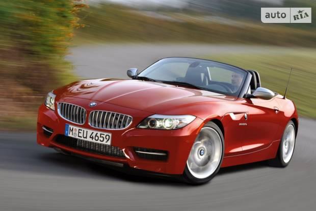BMW Z4 E89 Родстер