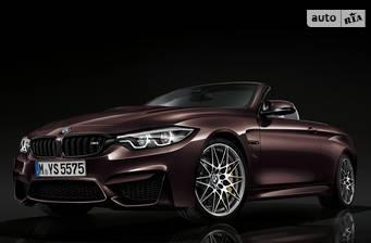 BMW M4 F83 3.0 МТ (431 л.с.) 2017
