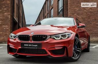 BMW M4 F82 3.0 МТ (431 л.с.) 2017