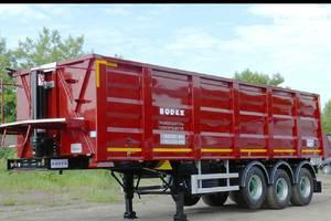 Bodex kis-3w-s 1-е поколение Напівпричеп