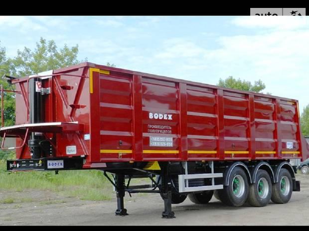 Bodex KIS 3W-S 1-е поколение Напівпричеп