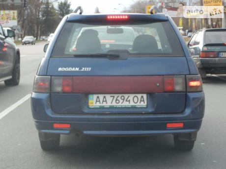 Богдан 2111 2009