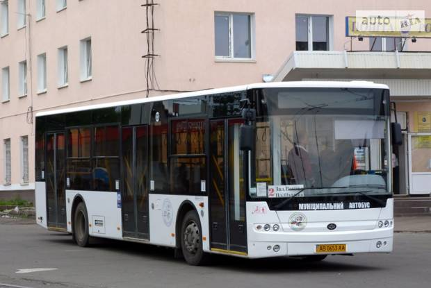 Богдан А-701 1 покоління Міський