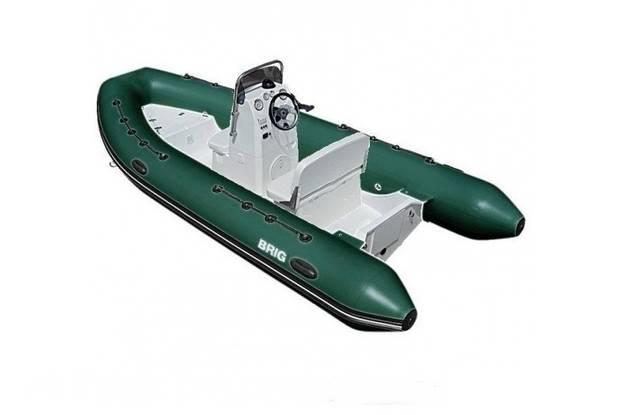 BRIG Falcon Riders I поколение Лодка