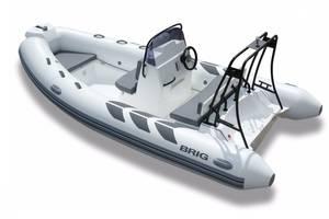 BRIG navigator I поколение Лодка