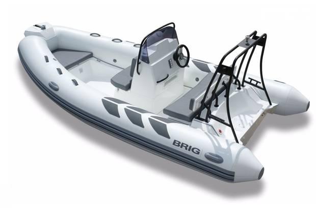BRIG Navigator I поколение Човен