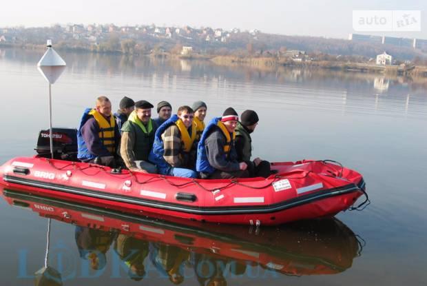 BRIG Rescue 1 поколение Човен