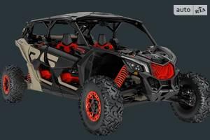 BRP maverick 3-е поколение Мотовездеход