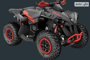 BRP renegade 3-е поколение Квадроцикл