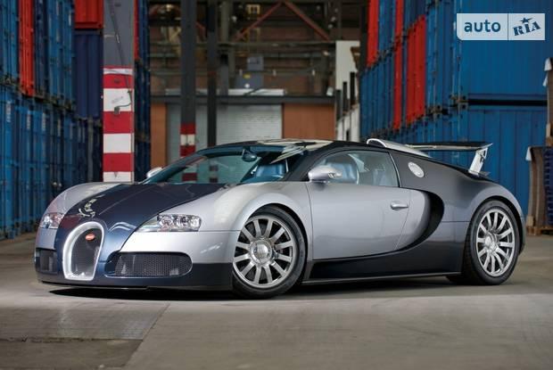 Bugatti Veyron 1 покоління Купе