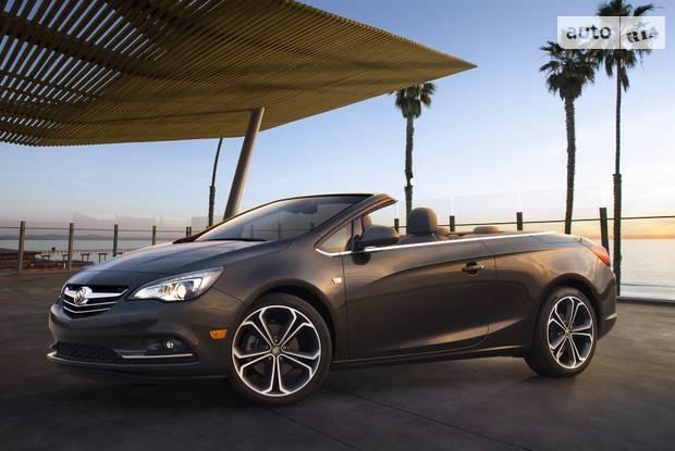 Buick Cascada 1 поколение Кабріолет