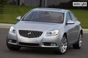 Buick regal 5 поколение Седан