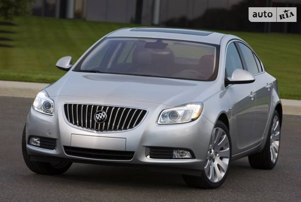Buick Regal 5 поколение Седан