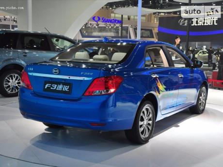 BYD F3 2012