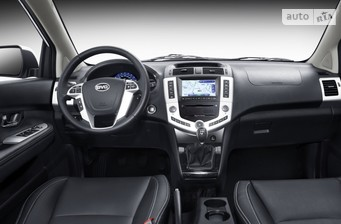 BYD S6 2.4 MT 2013