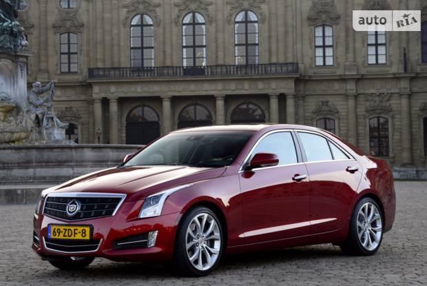 Cadillac ATS 1 поколение Седан