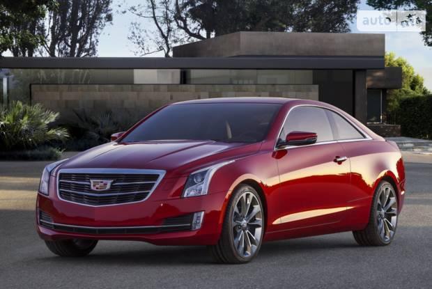 Cadillac ATS 1 поколение Купе