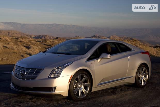 Cadillac ELR 1 поколение Купе